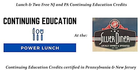 Continuing Education - Power Lunch tickets