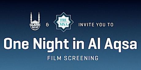 One Night in Al Aqsa tickets
