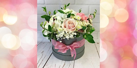 Creative floristry workshop for beginners tickets