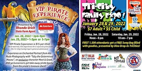 Tri-City Family Expo 2022: Pirate Fairies tickets