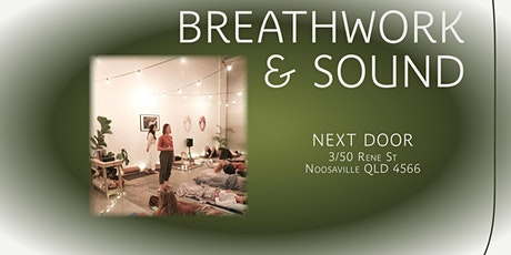 Create Flow Breathwork Noosa tickets