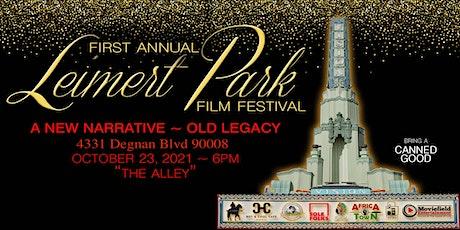 Leimert Park Film Festival tickets
