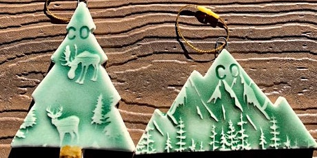 Holiday Ornament Workshop - 11/5 & 11/19 tickets