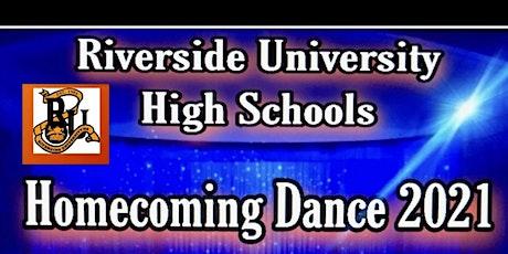 Riverside High School University Homecoming tickets