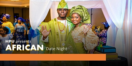 AFRICAN  *** SINGLES *** DATE NIGHT (Age 40 -55) | Houston tickets