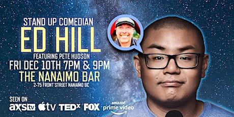 Ed Hill: Live Comedy at the Nanaimo Bar tickets