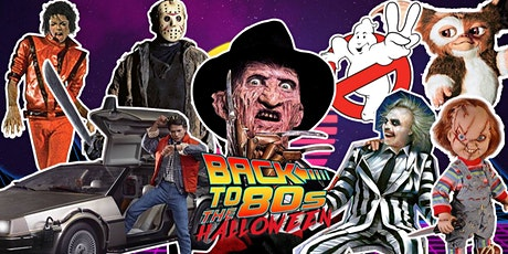 Back to the 80's  Halloween Costume Party | DC Halloween Events 2021 tickets