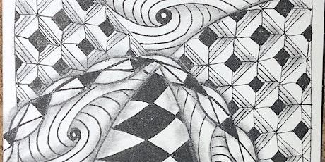 Zentangle 101 - A beginners workshop to a zentangle practice ($25) tickets