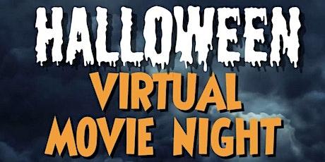 Halloween Virtual Movie Night tickets