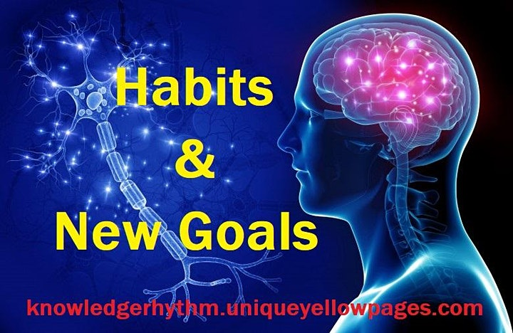 Habits & New Goals (Face to Face Nationwide in Malaysia including Borneo) image