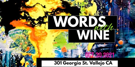 WORDS with WINE tickets