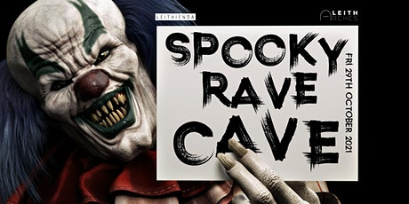 Spooky Rave Cave tickets