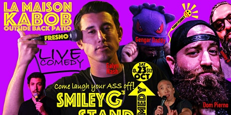 Smiley G's Stand-Up Evening of Comedy tickets