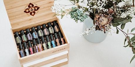 Les huiles essentielles pour les soignants - Crée ta trousse essentielle ! billets