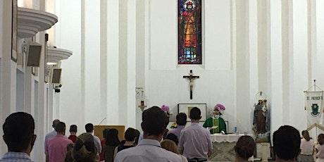 Messe de samedi 23 octobre, 18h tickets