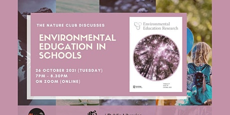 Environmental Education | The Nature Club tickets
