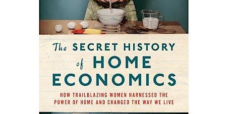 Virtual History Book Club: The Secret Life of Home Economics tickets