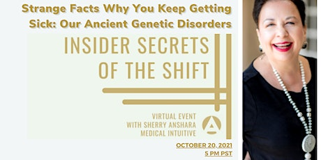 Strange Facts Why You Keep Getting Sick: Our Ancient Genetic Disorders biglietti