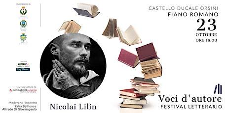Nicolai Lilin | Putin. L'ultimo zar biglietti
