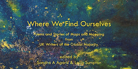 Where We Find Ourselves Book launch OnLine tickets