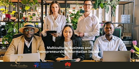 Multicultural Business and  Entrepreneurship Information Session tickets