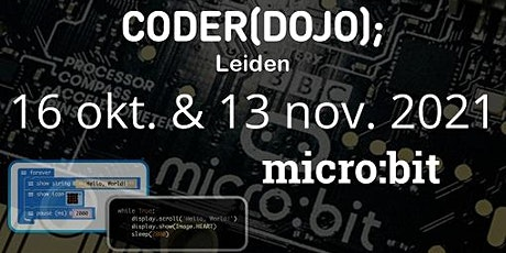 CoderDojo Leiden #80 | micro:bit tickets