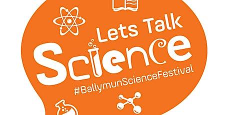 Lets Talk Science Festival tickets