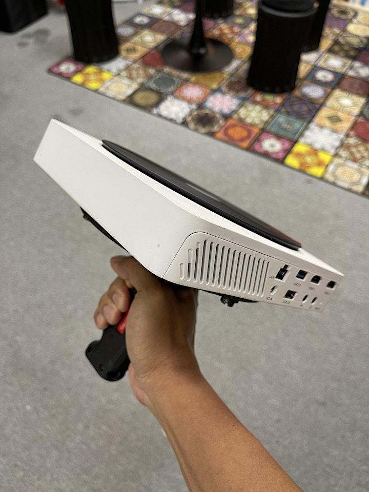 SNA1105S 光紋身,赤祼投射 image