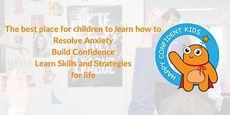 Happy Confident Kids Workshop tickets