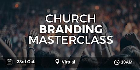 Church  Branding Masterclass billets