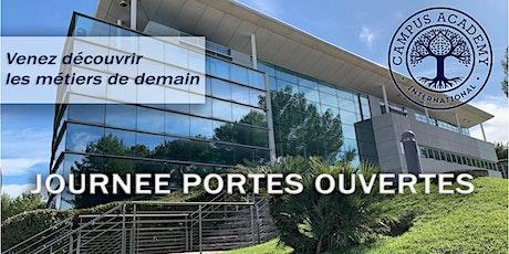 Journée porte ouverte à Campus Academy - Aix en Provence billets