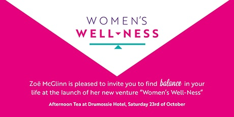 Womens Well-Ness Launch tickets