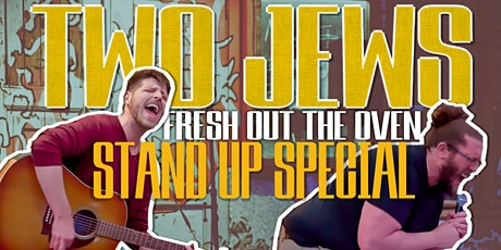 Standup Special: Two Jews - Live Musical Comedy tickets