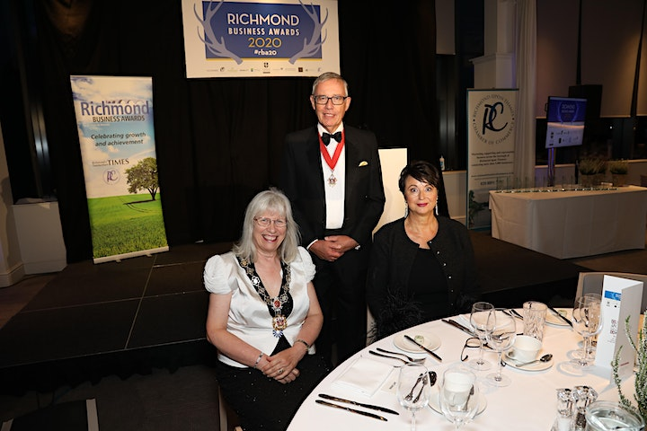 Chamber Drinks, Canapes and relaxed networking at The Richmond Club image
