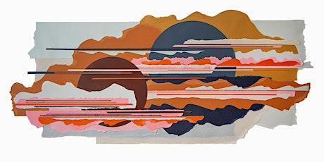 Workshoparrangement Paper Art: collages van landschap tot portret tickets