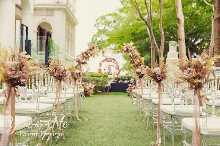 【Sennet Frères X Alexander Hera  #婚嫁體驗日| 24/10 闊別三個月 再度盛大舉行 image