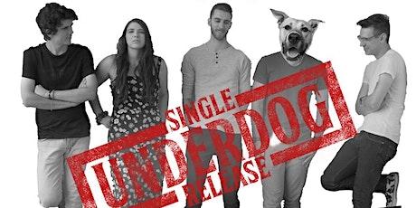 Aspy Jones - 'Underdog' Single Launch with Emma Beau and Those Folk tickets