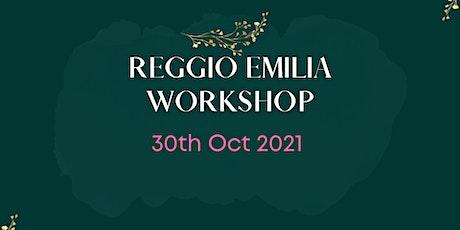 Reggio Emilia Workshop tickets