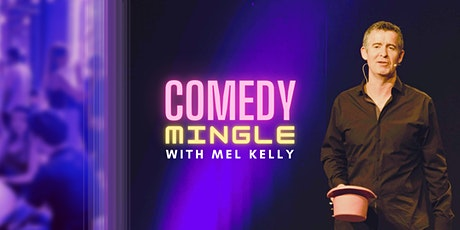 Comedy Mingle: Stand-Up Comedy & Social Tickets