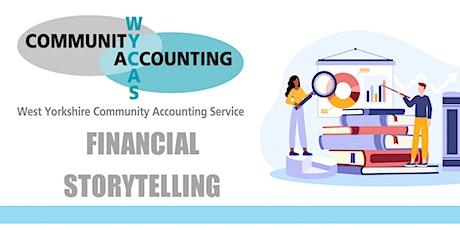 WYCAS Financial Storytelling (Leeds, Bradford, Calderdale, Kirklees) tickets