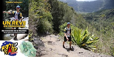"""Livre """"Un rêve en Diagonale"""" échange Trail, Ultra-trail, Diagonale des Fous billets"""