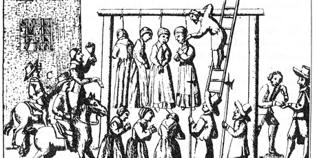 The Examination of the Huntingdon Witches tickets