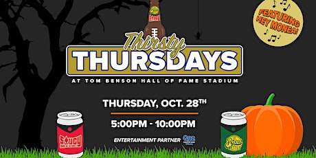Thirsty Thursday Halloween Happy Hour tickets