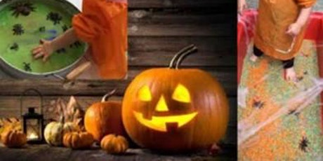 Messy Little Monsters - Halloween Messy Play Morning tickets