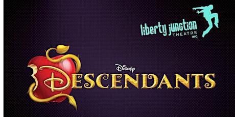 Disney's Descendants tickets