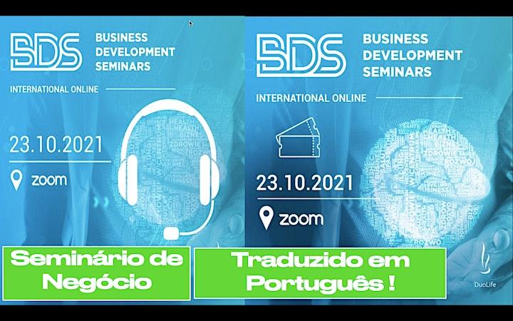 imagem BDS - SEMINÁRIO DE DESENVOLVIMENTO DE NEGÓCIO DuoLife
