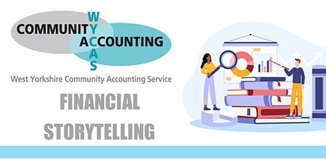 WYCAS Financial Storytelling for  Wakefield Groups tickets