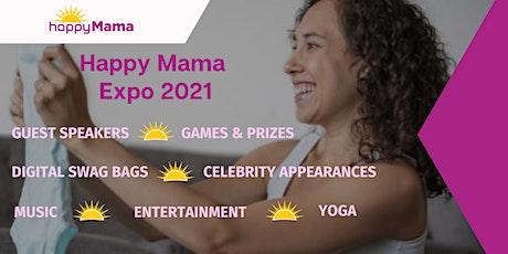 Happy Mama Expo 2021 tickets