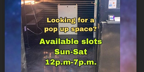 Pop Up Event Space in Little Five Points District Atl tickets