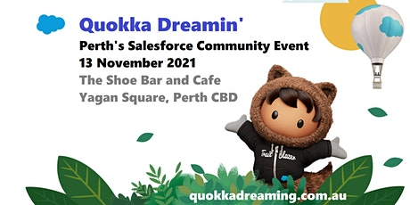 Quokka Dreamin (Perth's Salesforce Community Day) tickets